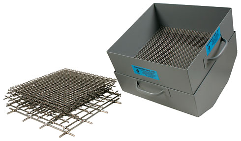 Rocker-Type Field-Testing Sieve Set— H-4391